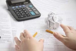 Внесение изменений в налоговую декларацию